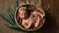 de A fotografia Newborn existe