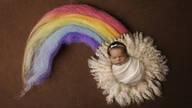 Fotografia de Recém-nascidos de Ensaio Newborn