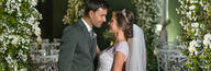 Casamento de Ágatha & Dalton