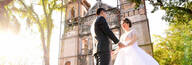 Casamento de Deborah + Bruno