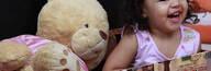 Book Infantil de Júlia, 2 Anos de pura travessura