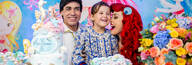 Festas Infantis de Sereias para Maria Luisa