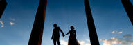 Street Wedding de Lorena e Rafael
