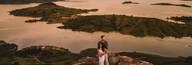 Ensaio Pré-wedding de  Bianca e Fernando