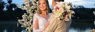 filme wedding  de Léia e Pedro
