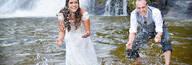 Casamentos de Nancymara e Fabio