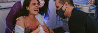 Leticia e Renato de O Nascimento da Valentina