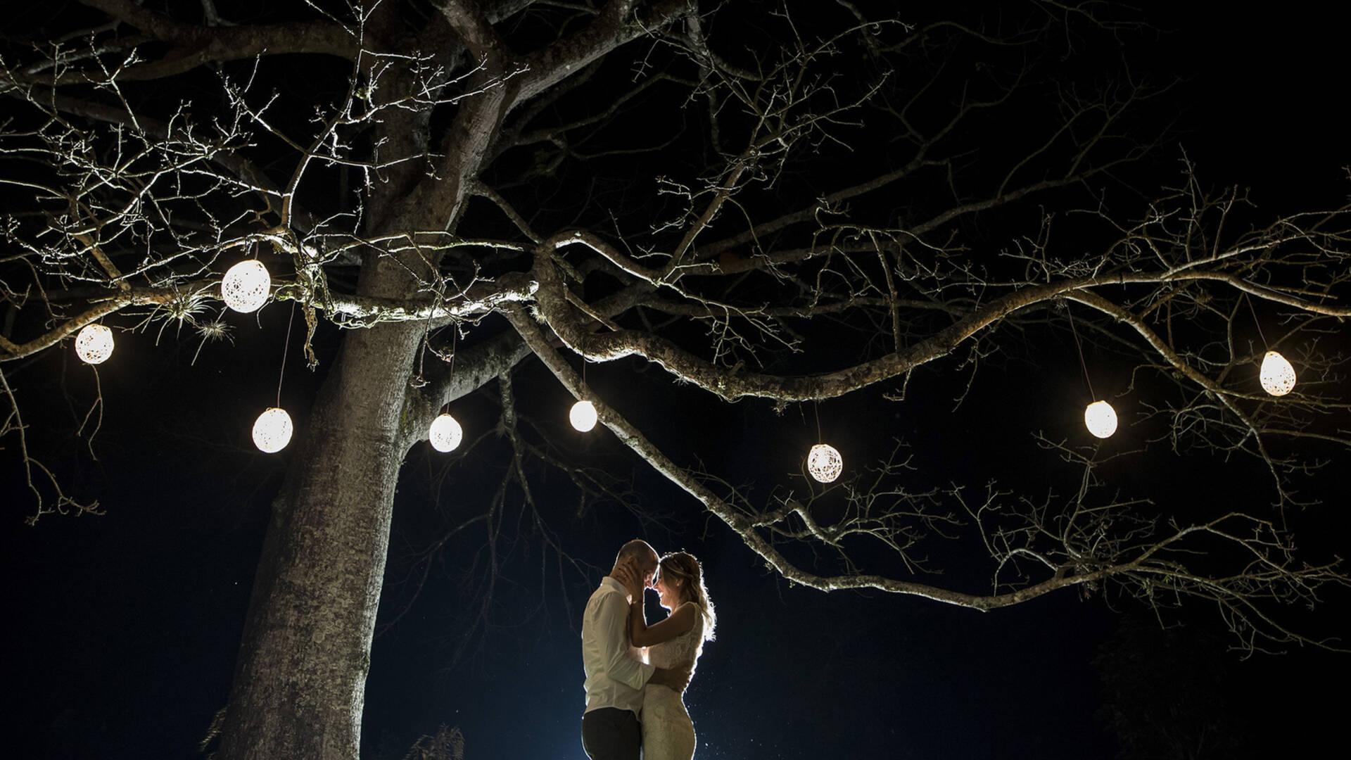 Casamento no Campo de C + E
