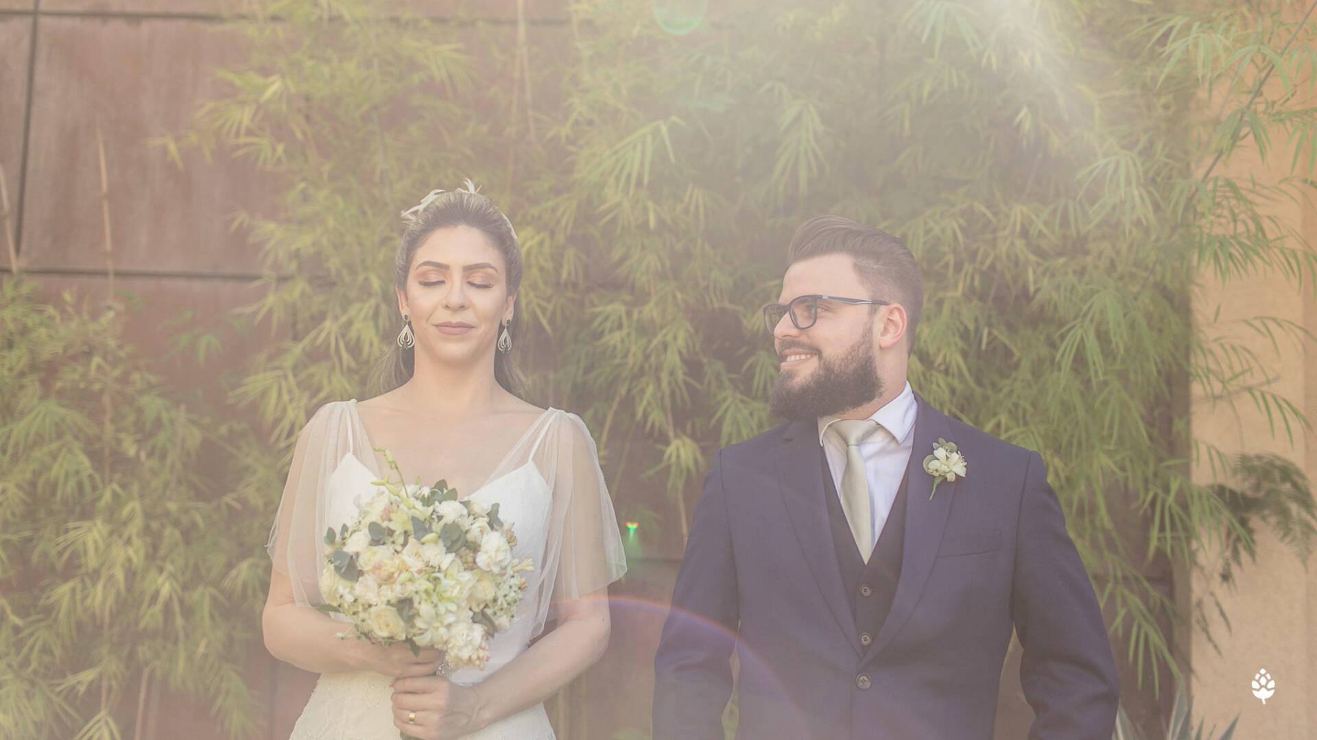 Casamento de Bruna e Sandro
