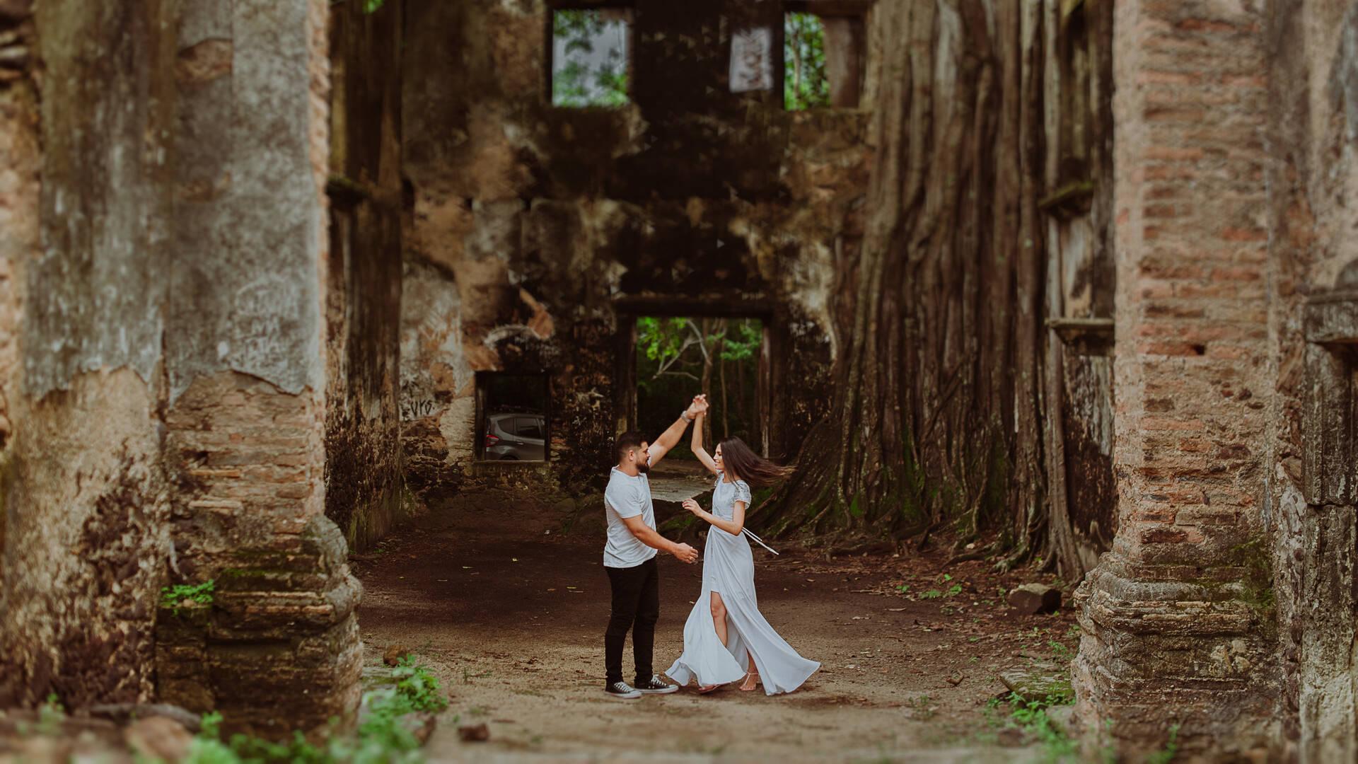 Pré-Casamento de Roberta & Damião