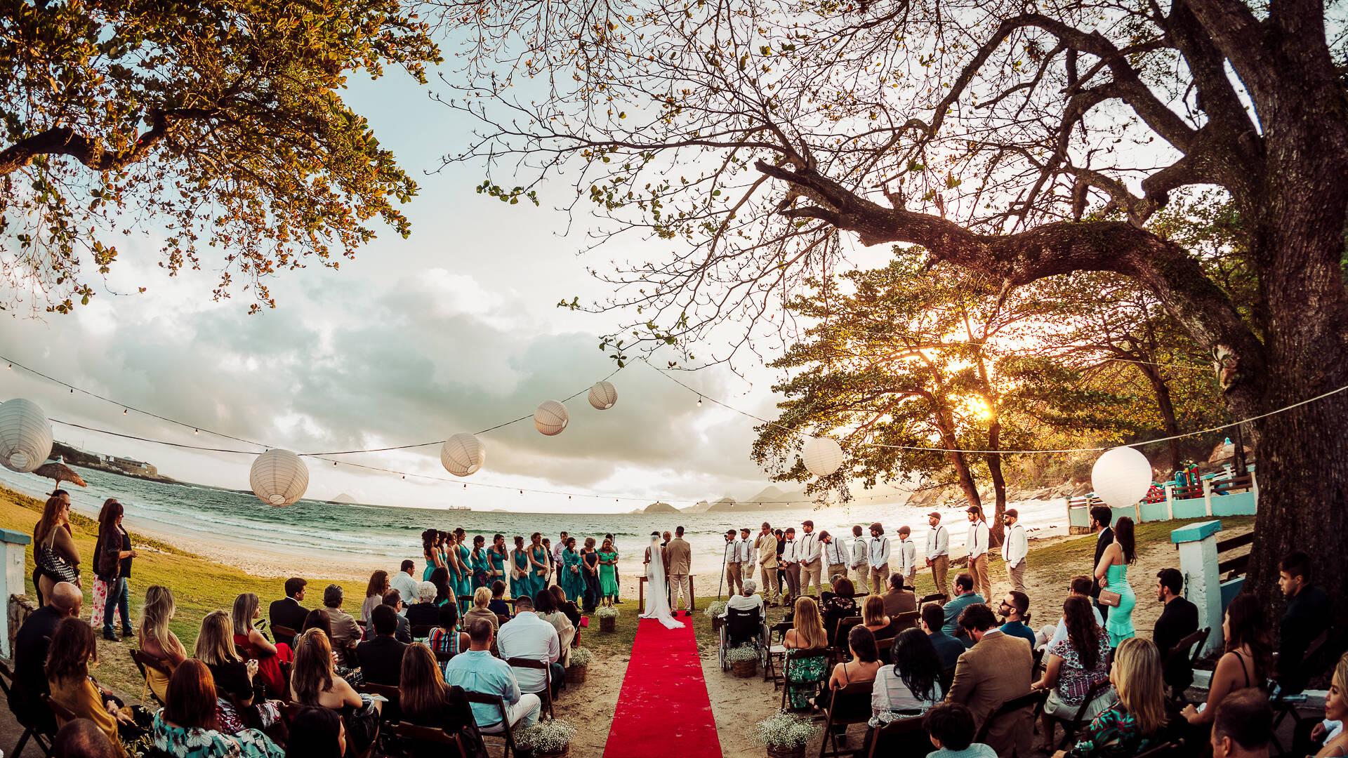 Casamento de Bruna & Gustavo