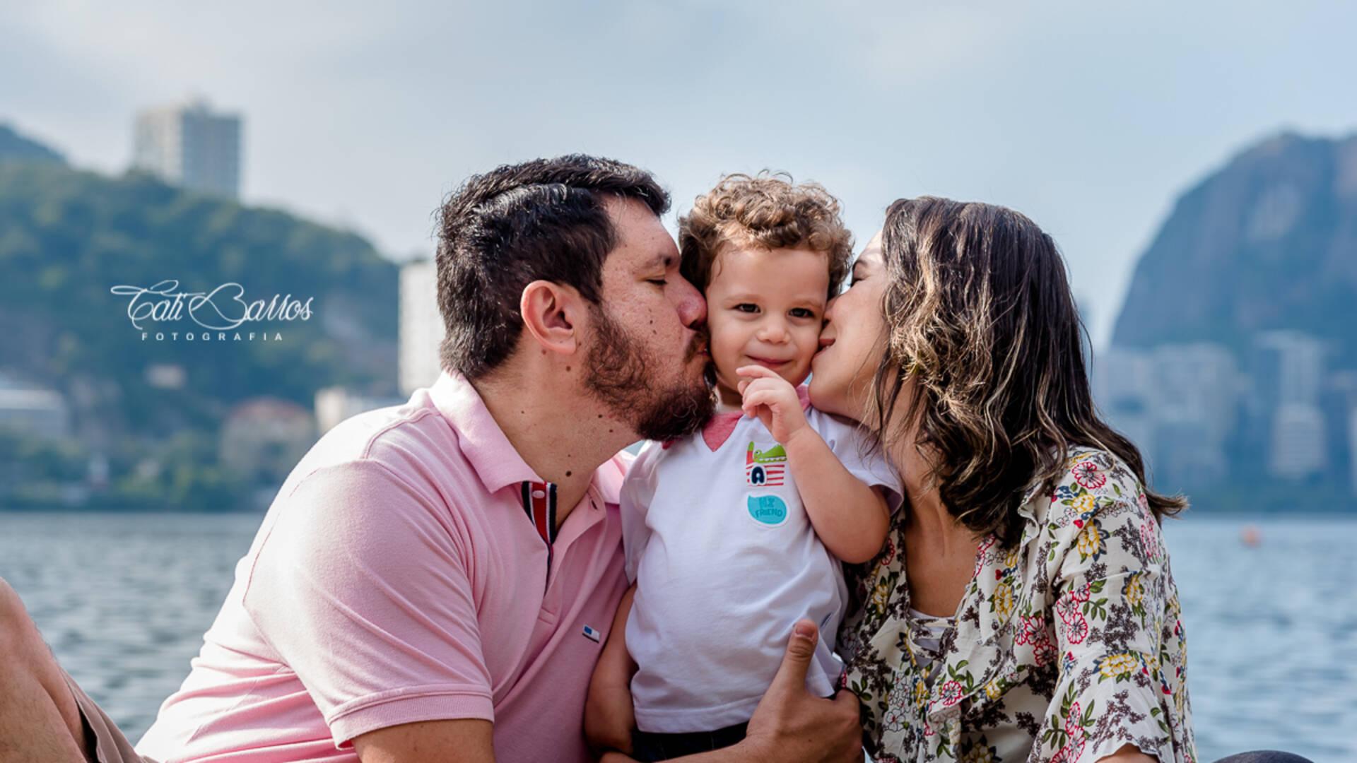 Família de Ensaio Família