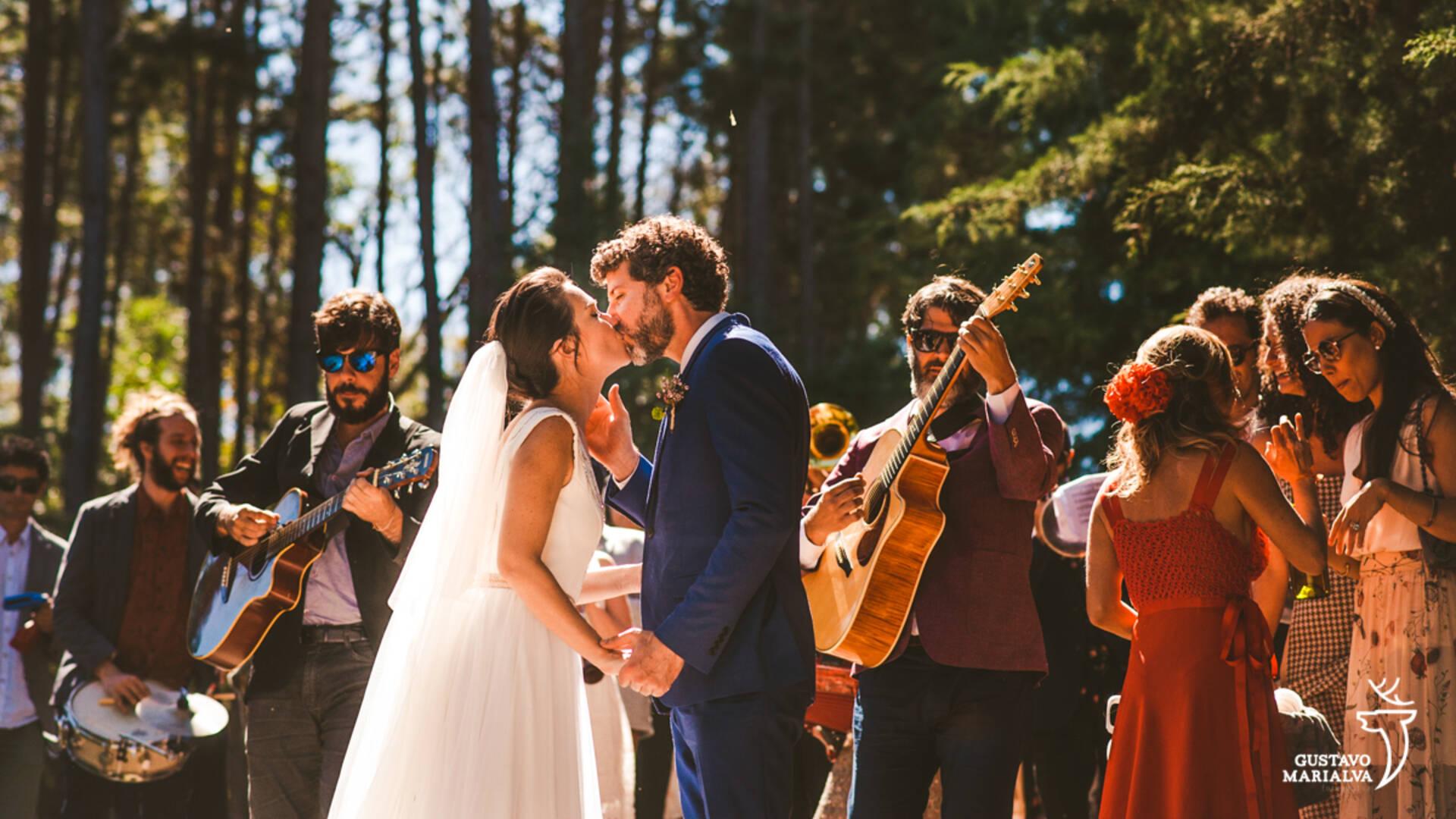 Casamento de Valetina e Aurélio