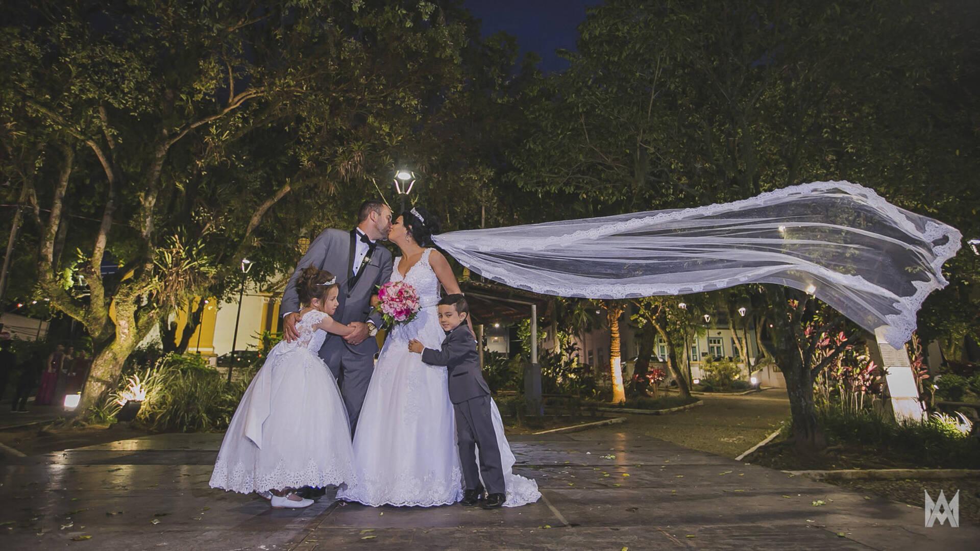 Casamento de Barbara e Alexandre