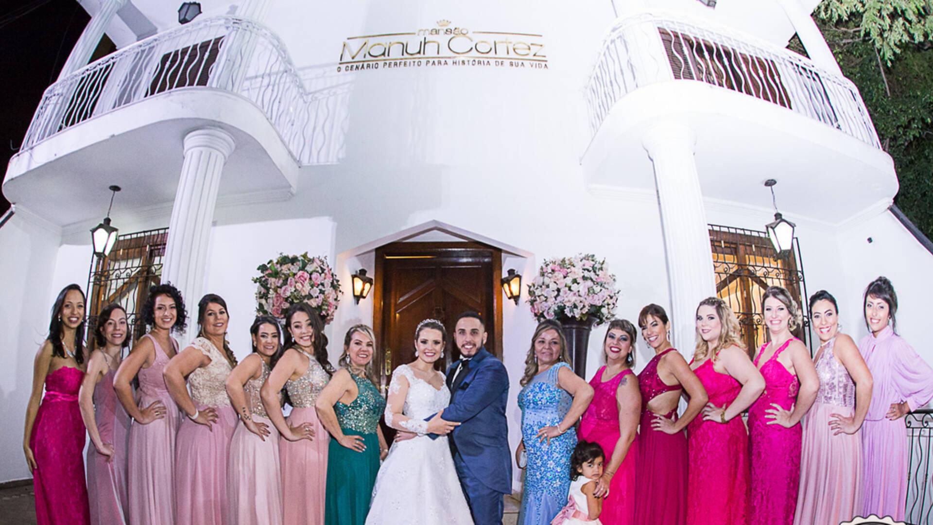 Casamento de Thaís + Tales