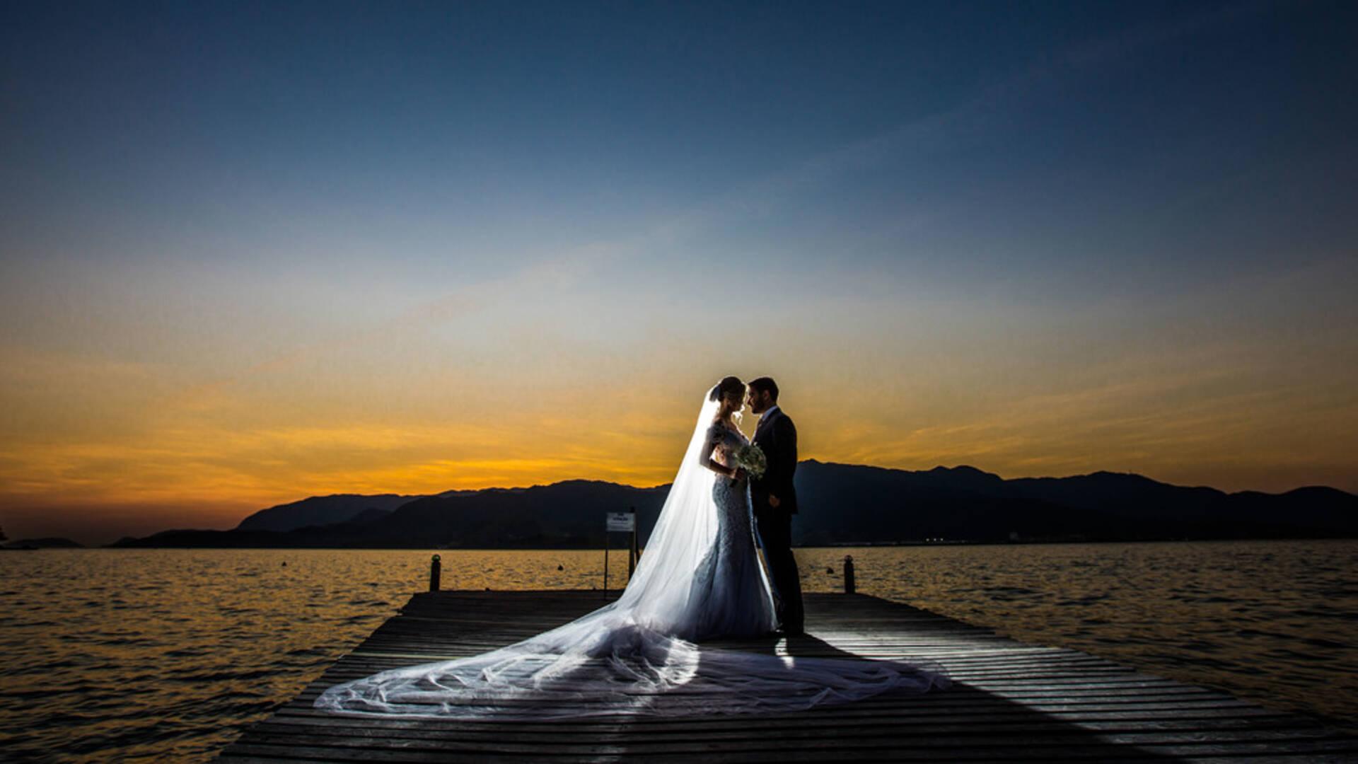 Casamento de Marcelo & Cecília