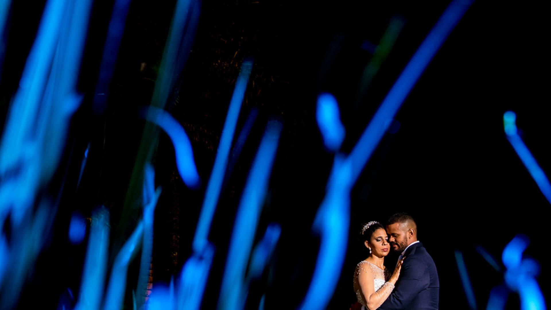 Casamento de Cris e Leo