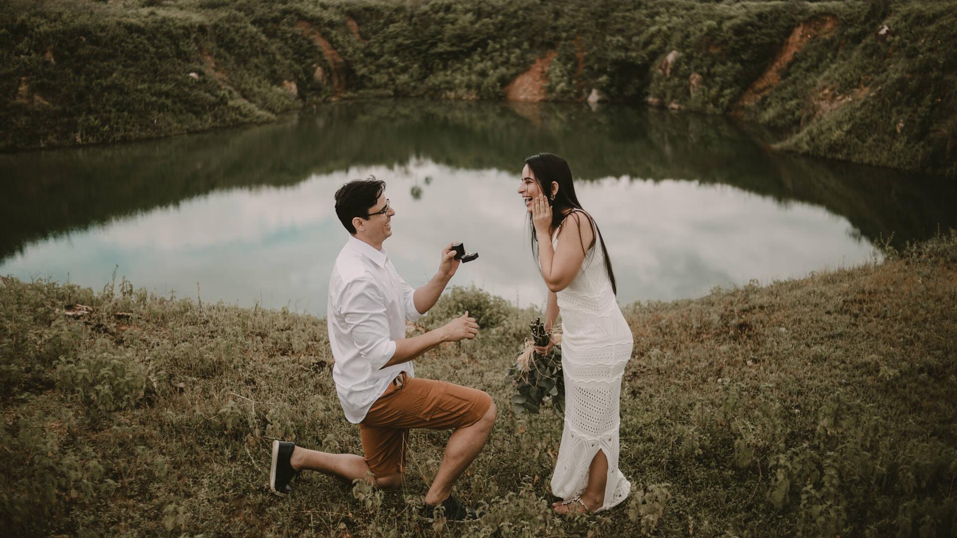 Ensaio | Pre Wedding de Aliny & Alexandre