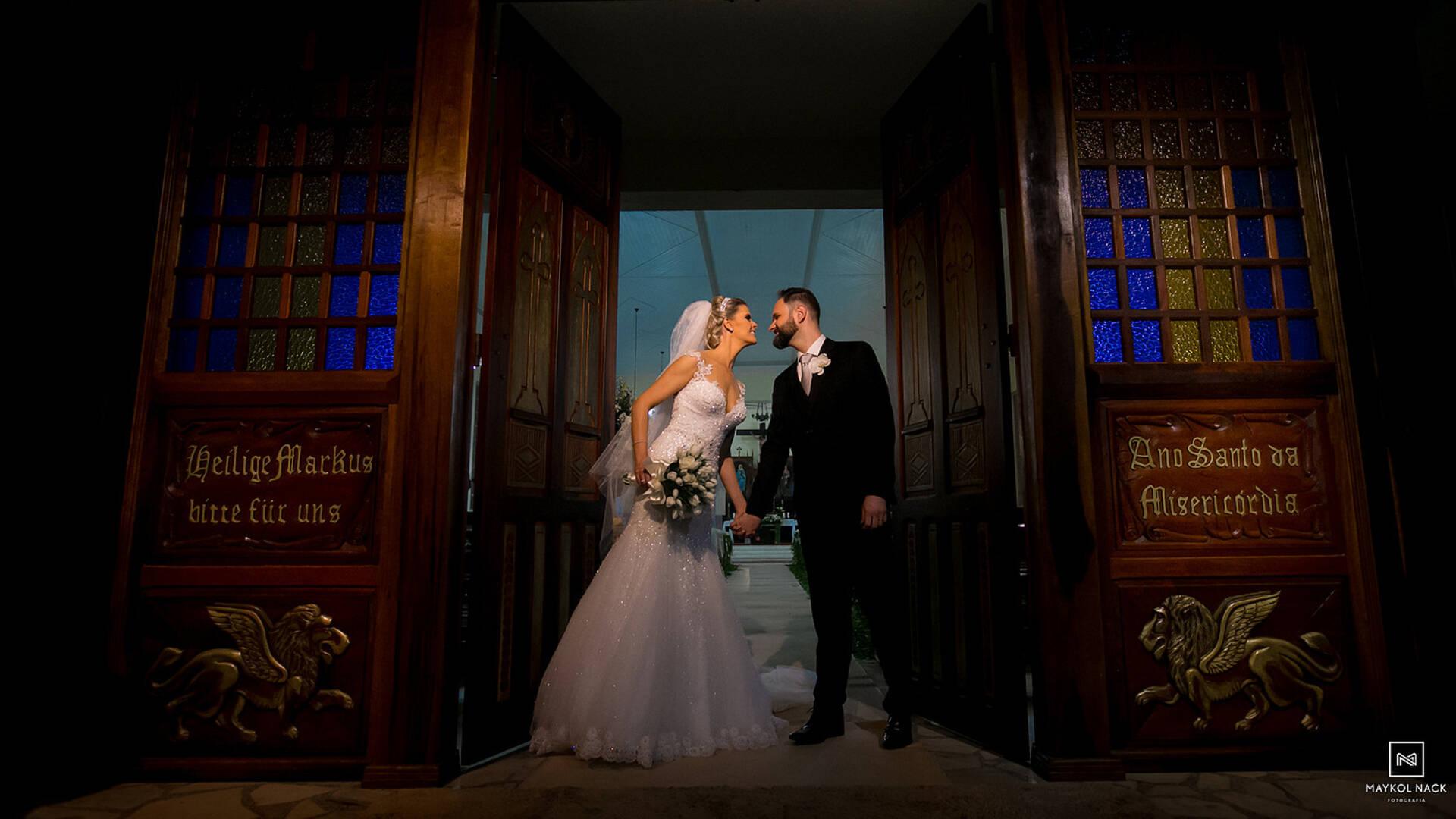 Casamento de Glaucy e Marcelo