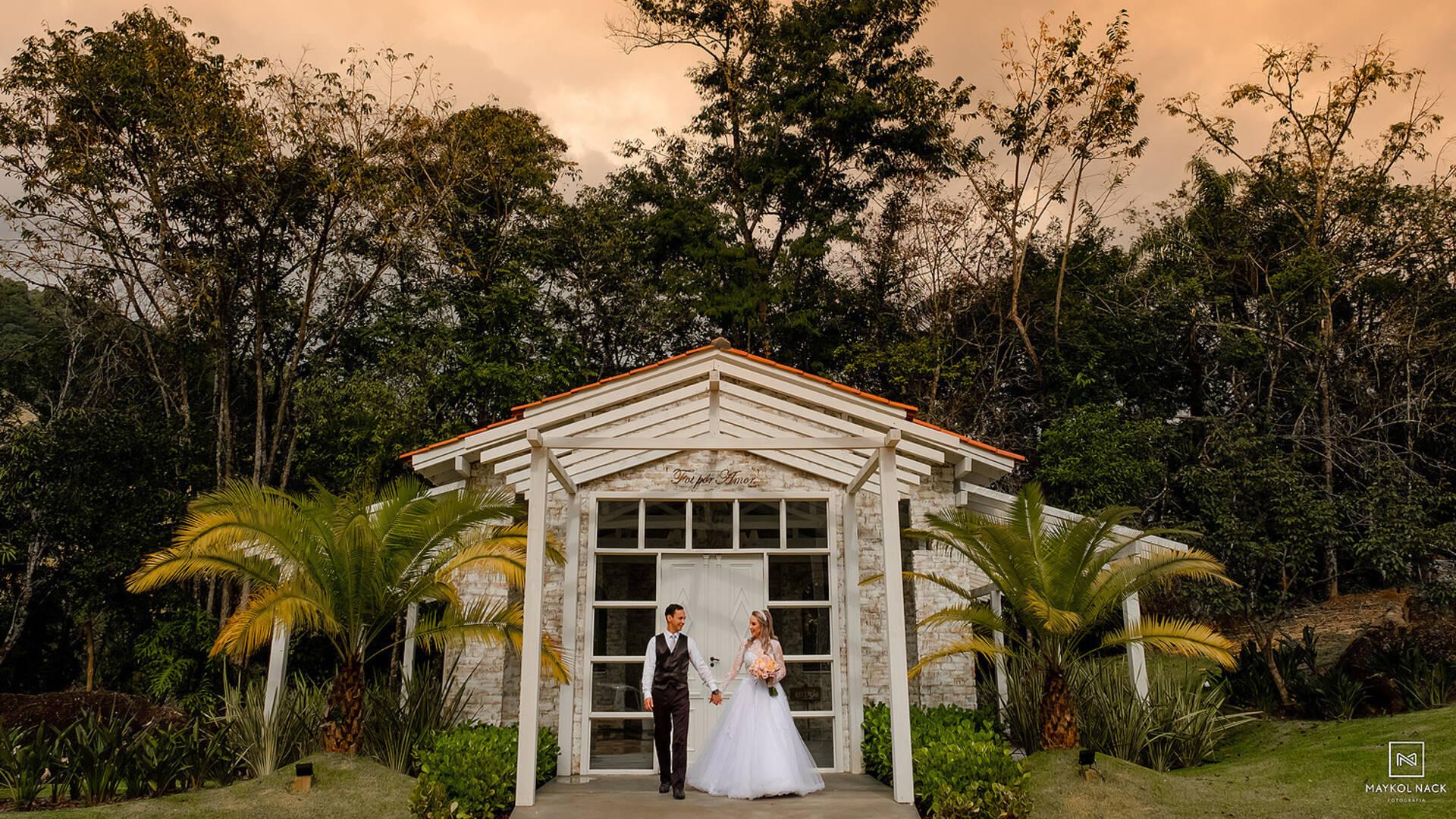 Casamento de Taynara e Juliano