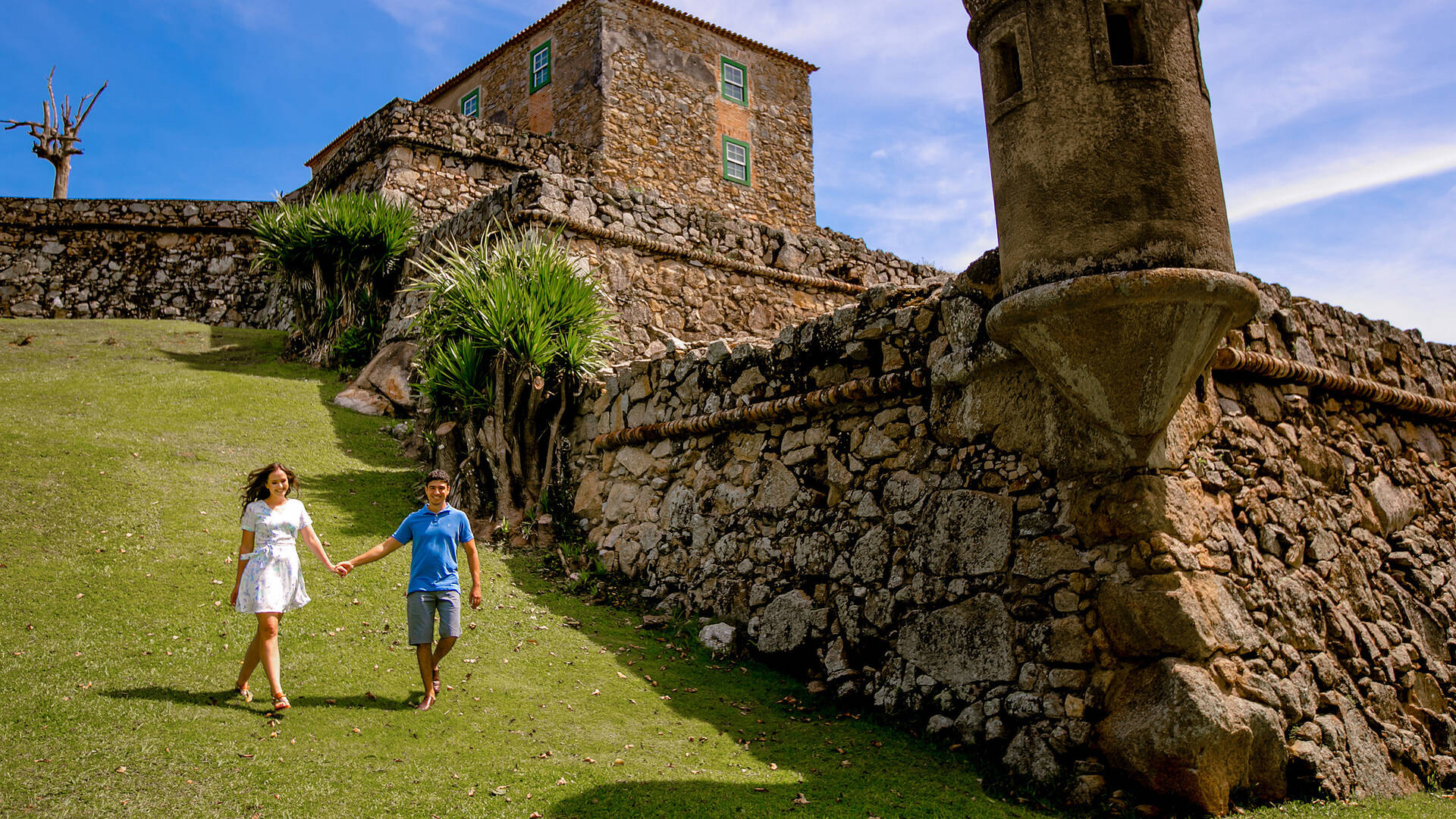 Ensaio de Casal de Mayara e Felipe