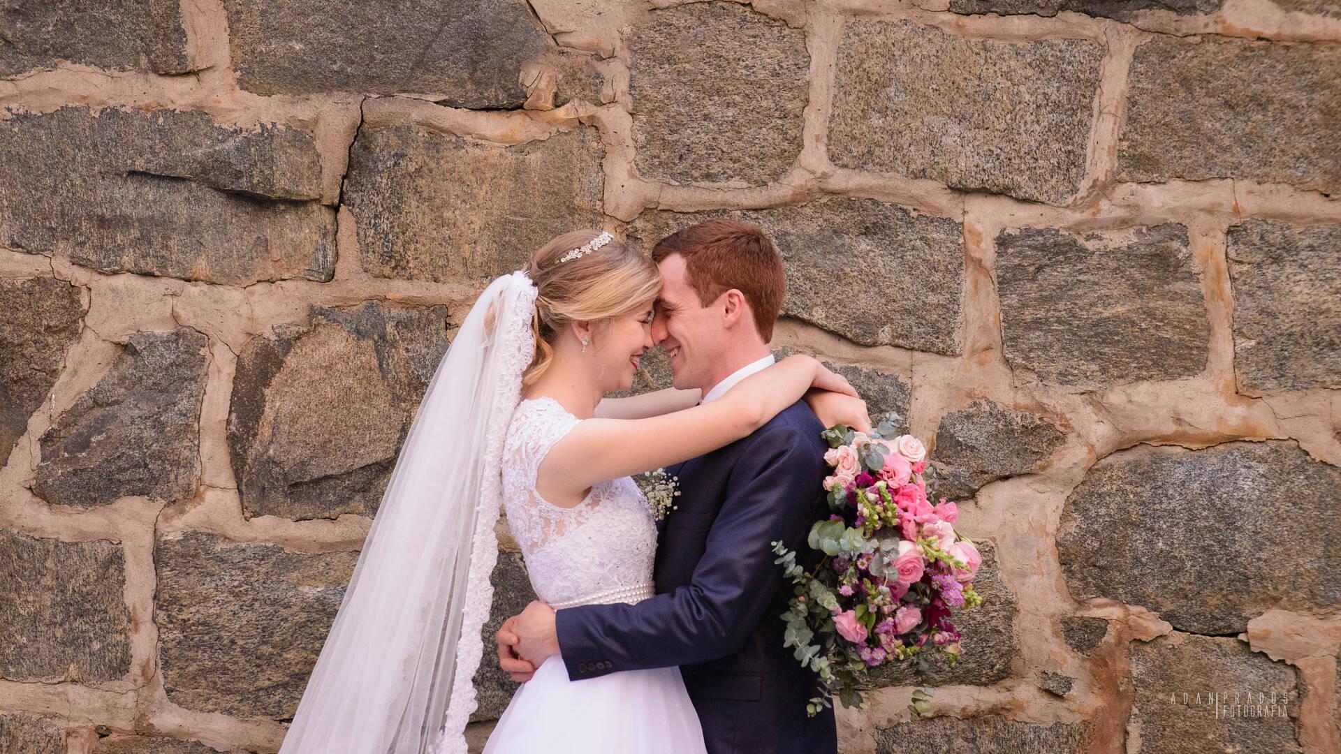 Casamento de P + V