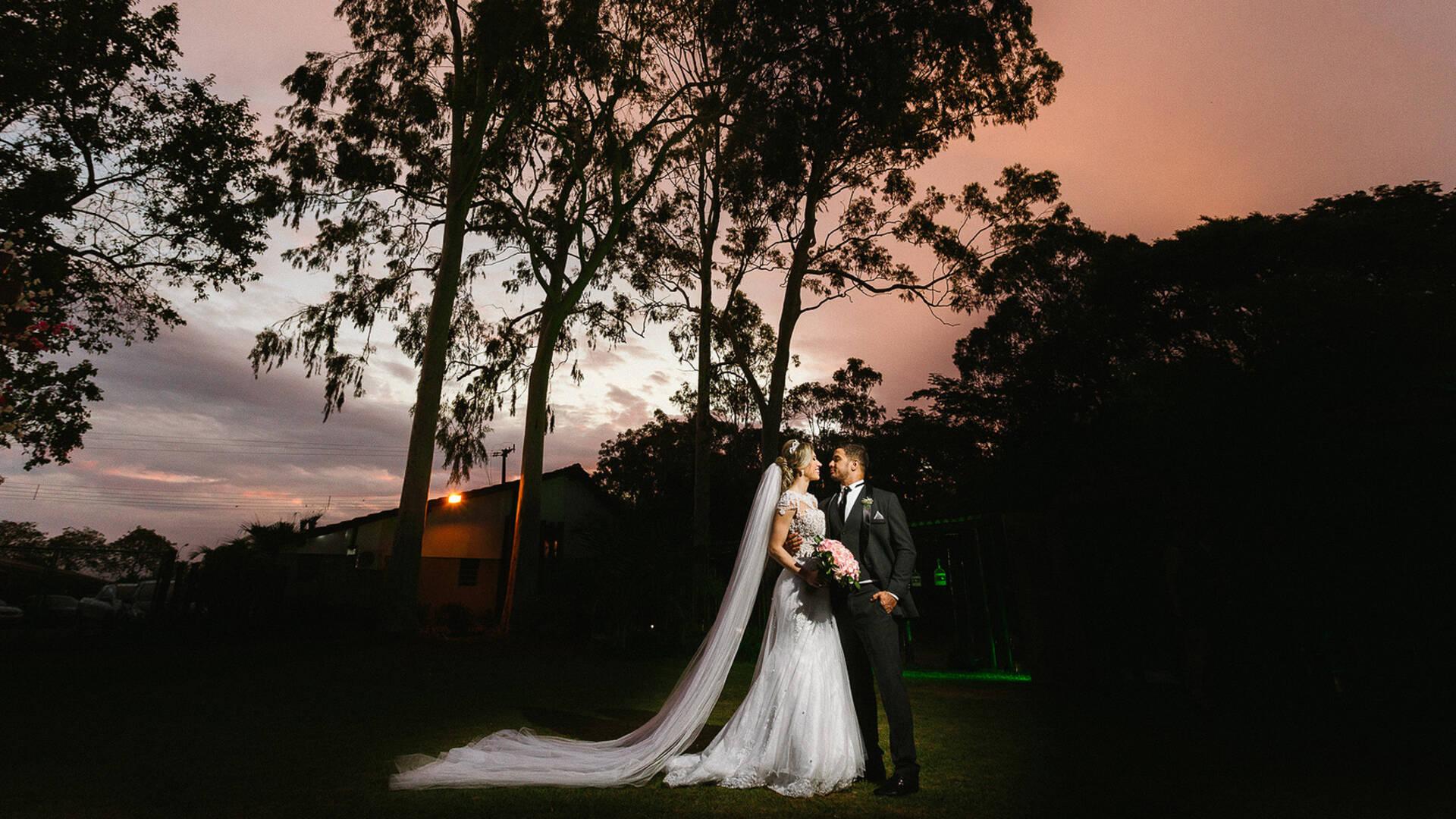 Casamento de Dalila e Paulo