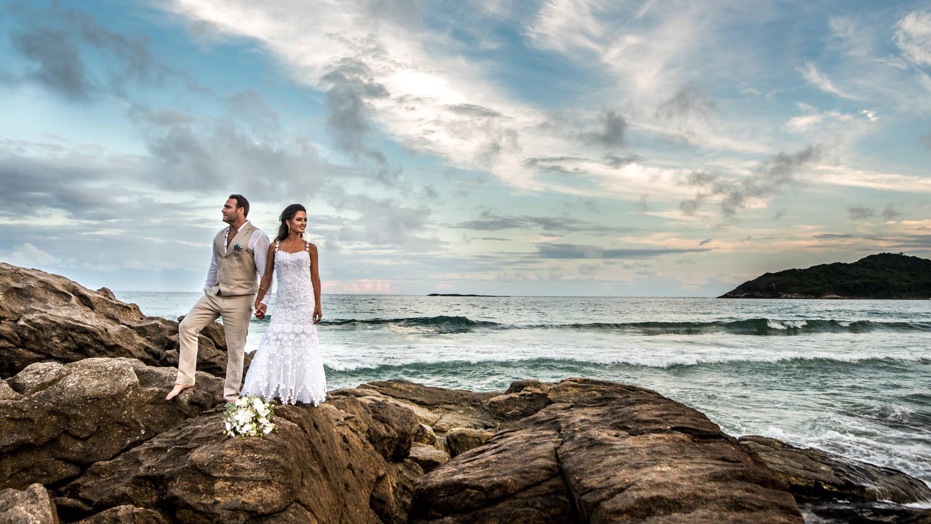 Casamento na Praia de Paty + Stav