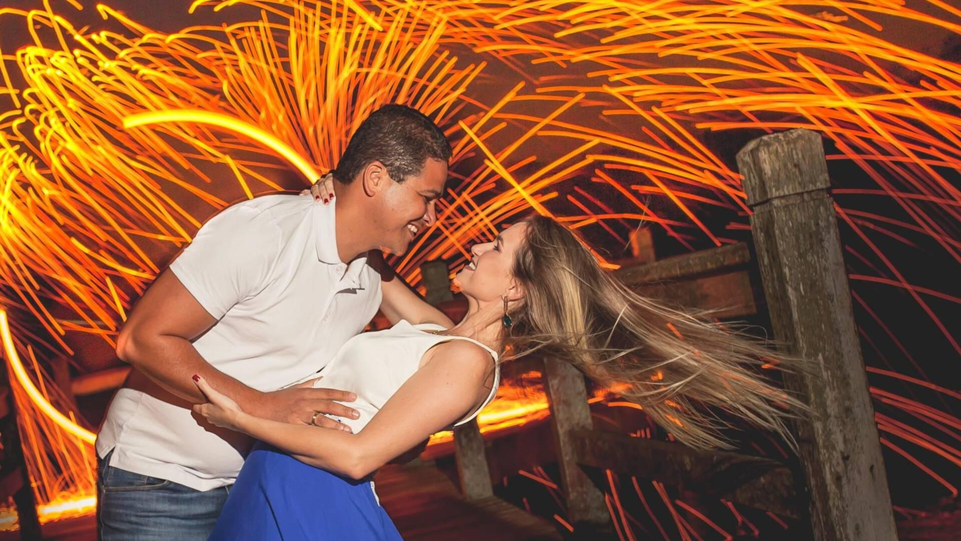 Pré-Wedding de Mariane e Miguel