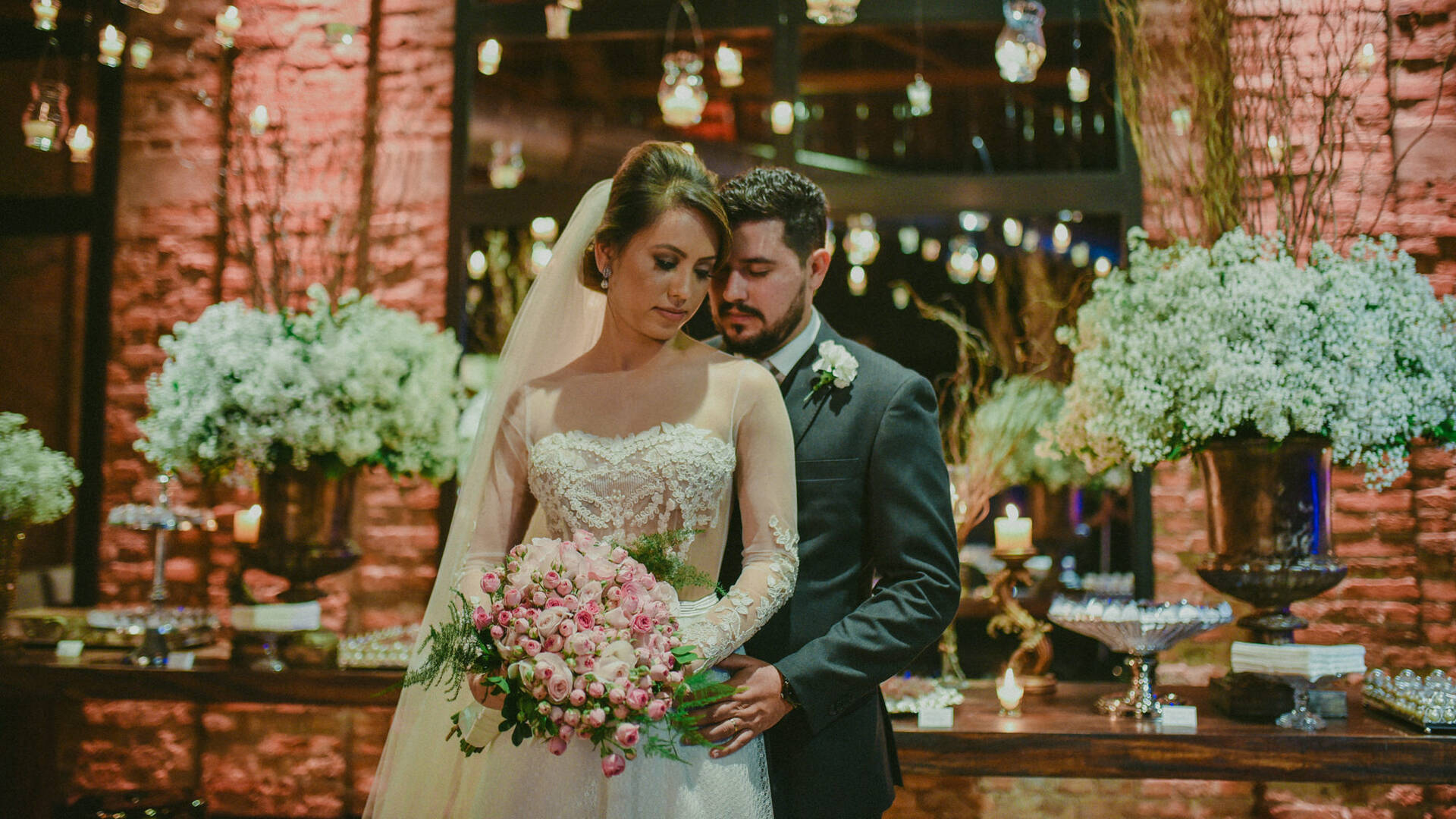 Casamento de Biana e Luann