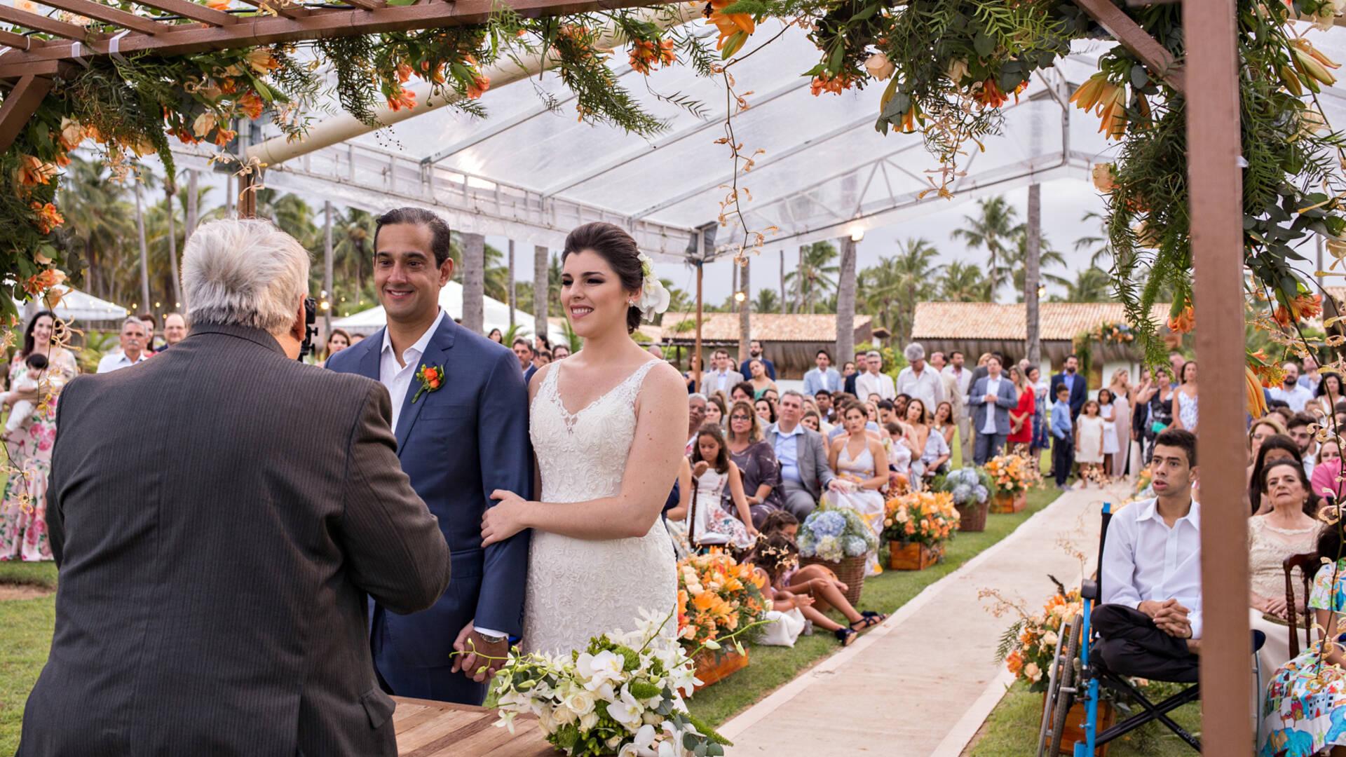 Destination Wedding de Lorena + Ronnie