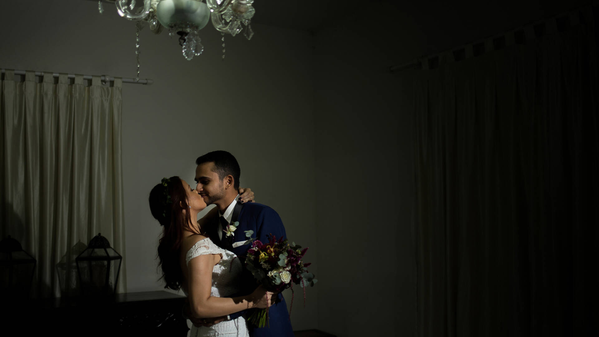 Casamento de Julianne + Wdson