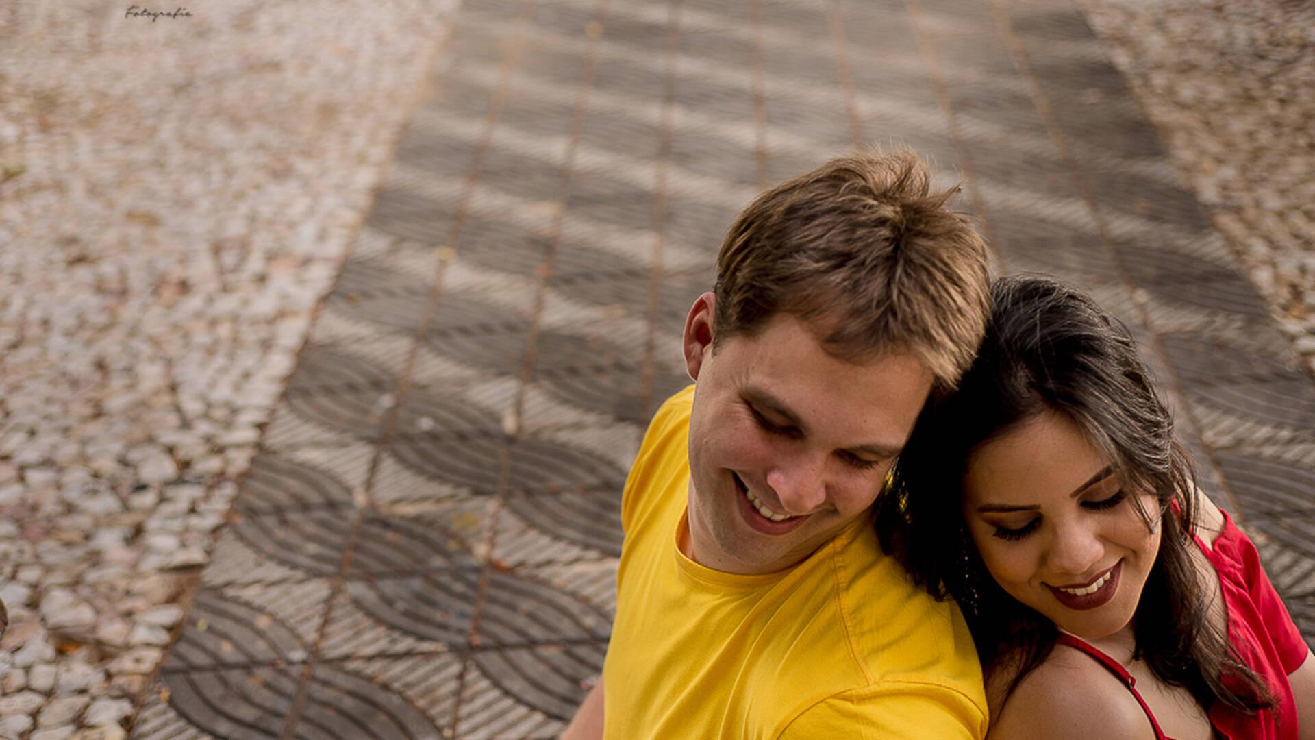 E-session de Edinha e Rafael