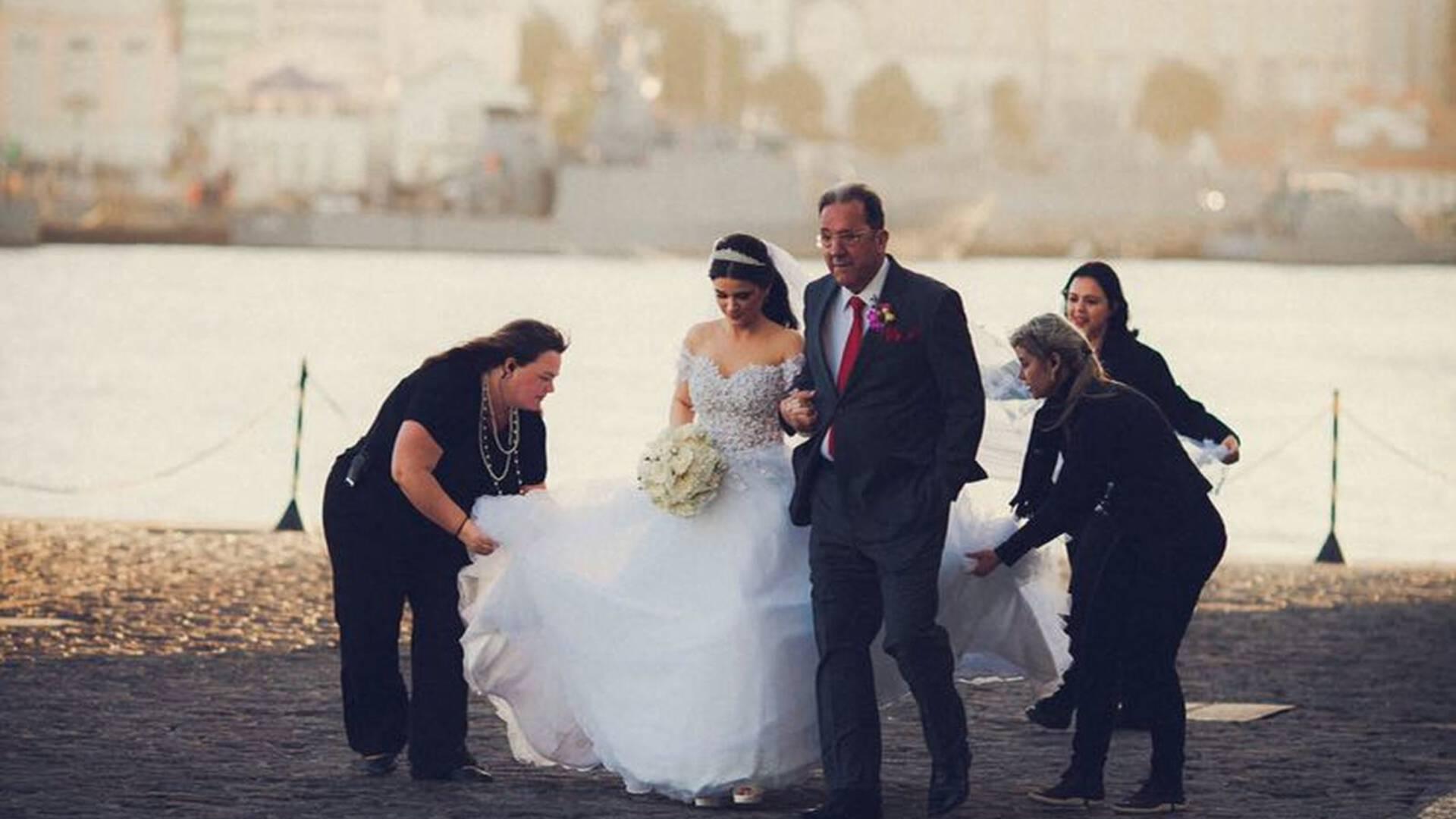 Casamento  de Flavia e Victor