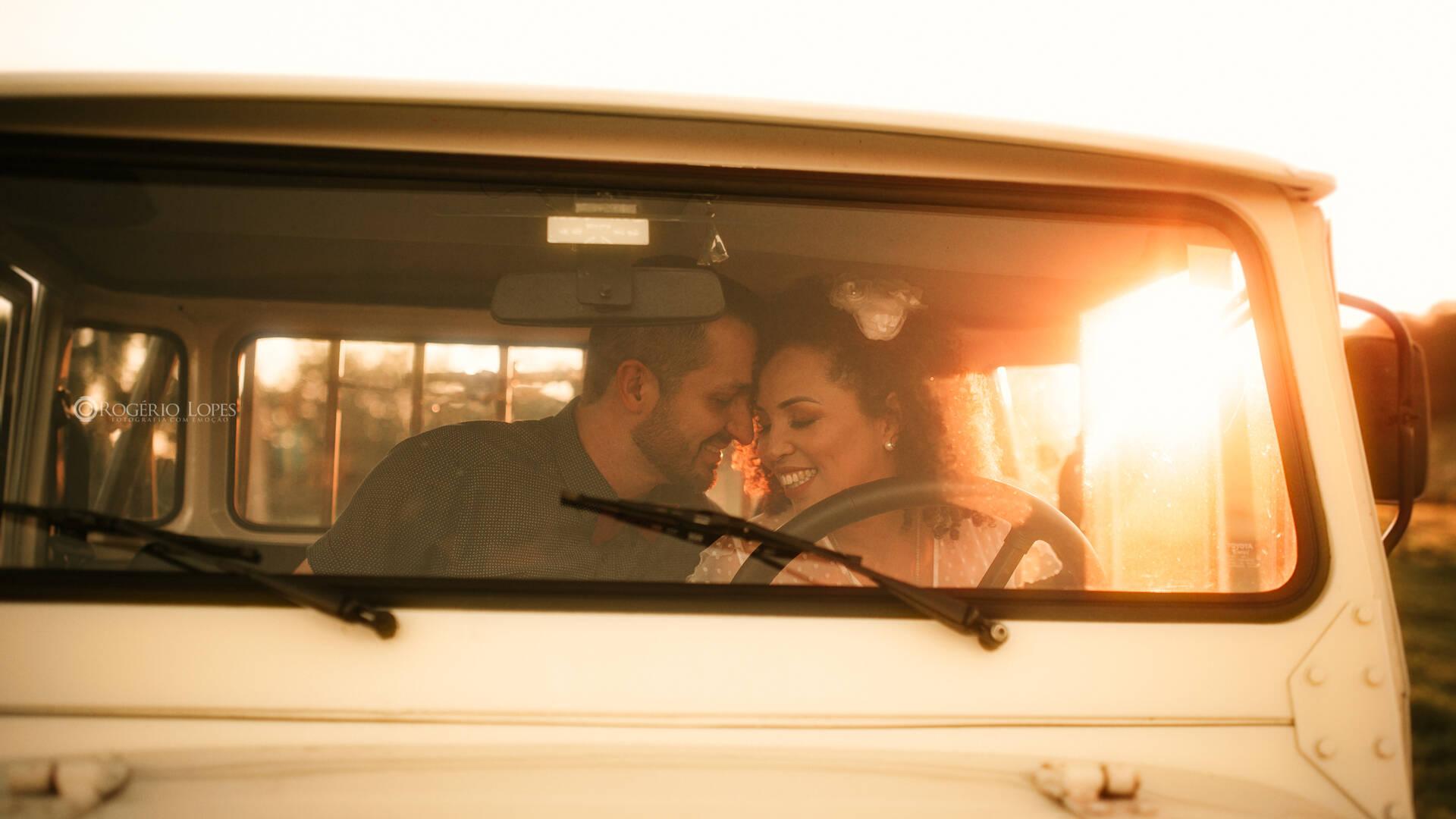 Ensaio Pré Casamento de Bruna e Ricardo