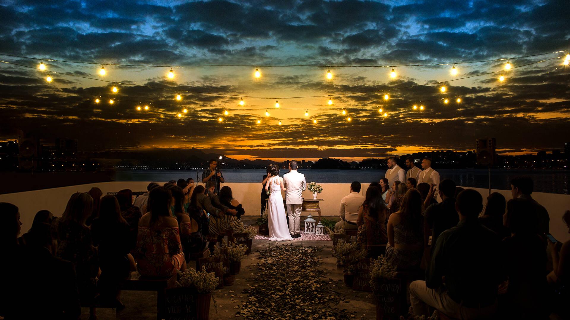 Casamento de Mayara + Gabriel