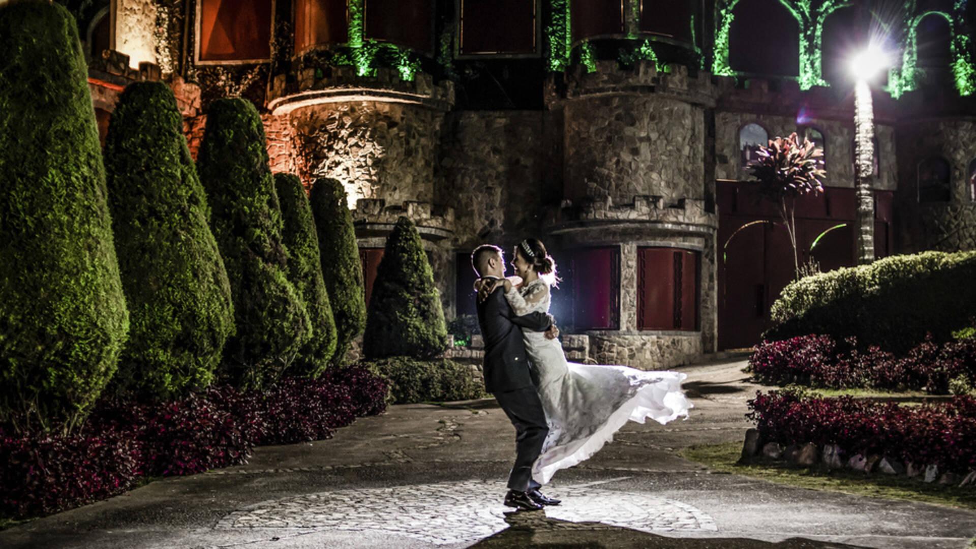 Casamento de Débora e Philippe