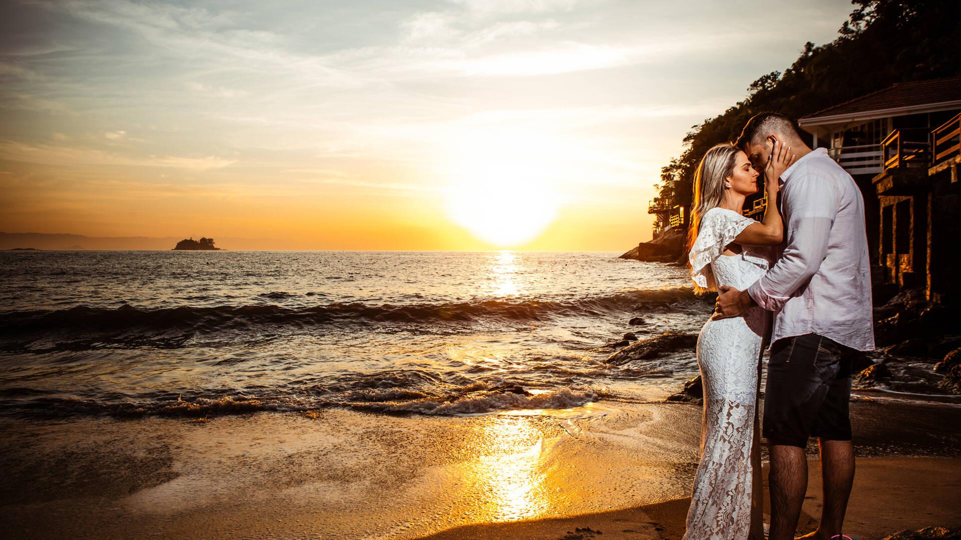 Ensaio Pré casamento de Tamy e Fe