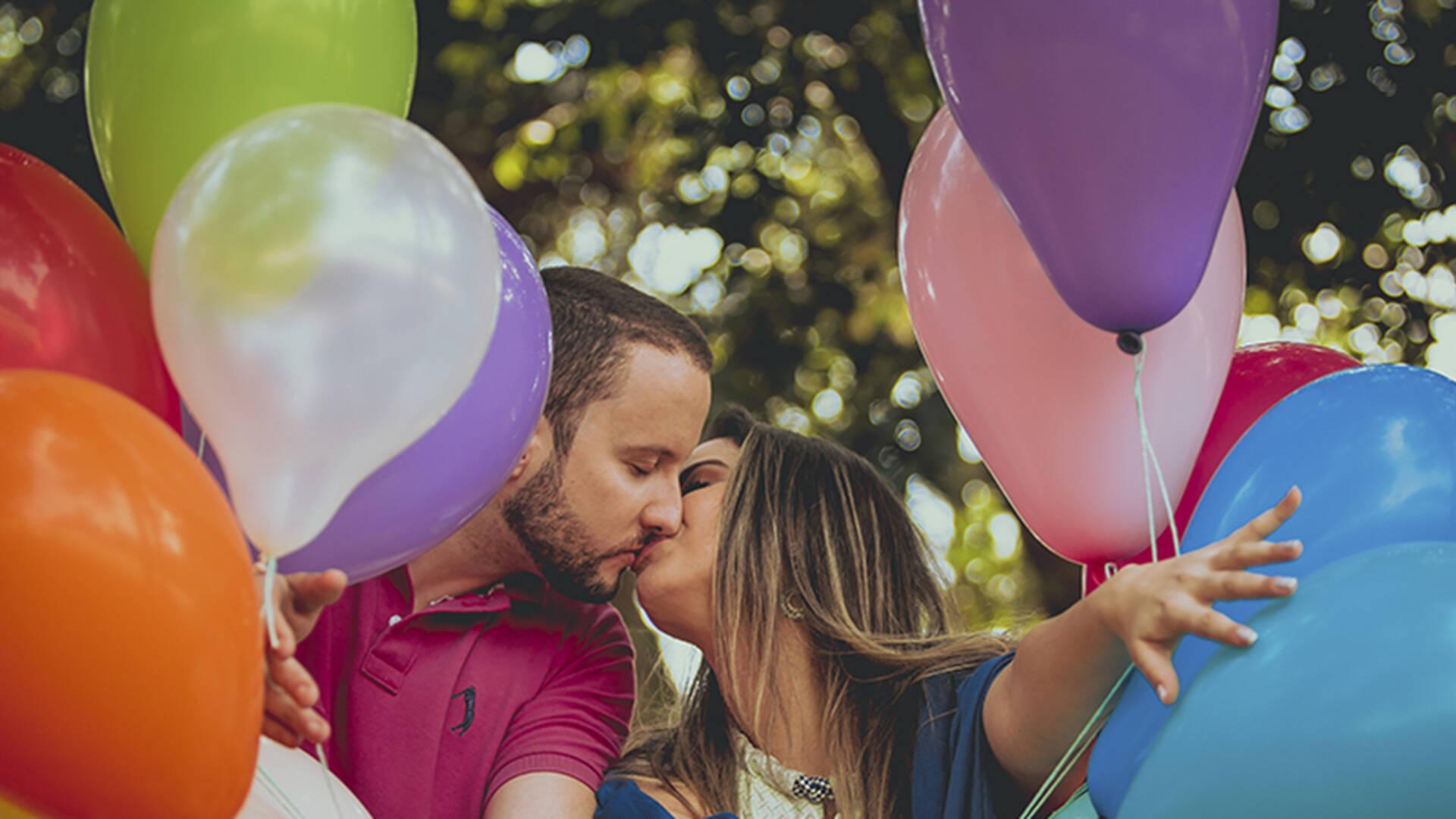 Ensaio Pré casamento de Natalia e Felipe