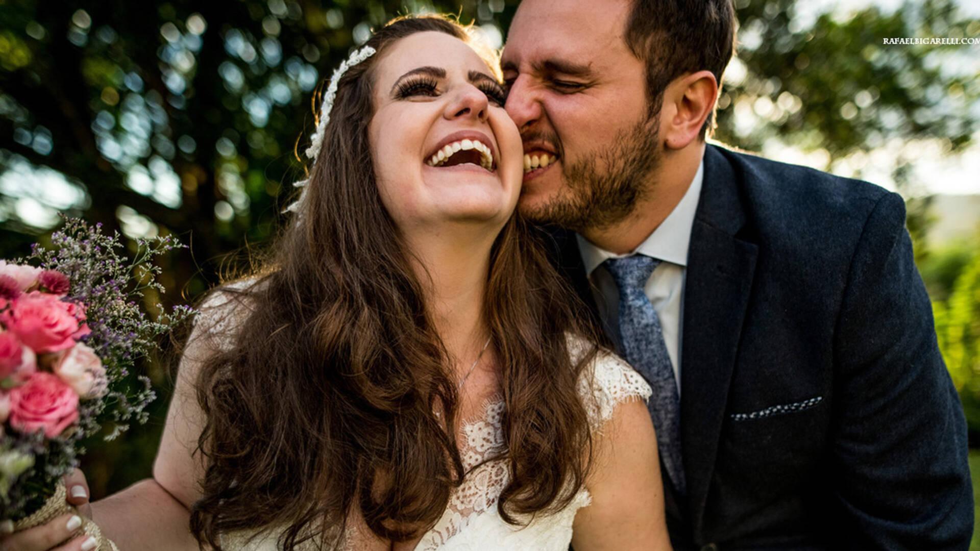 Casamento no Campo de M + B