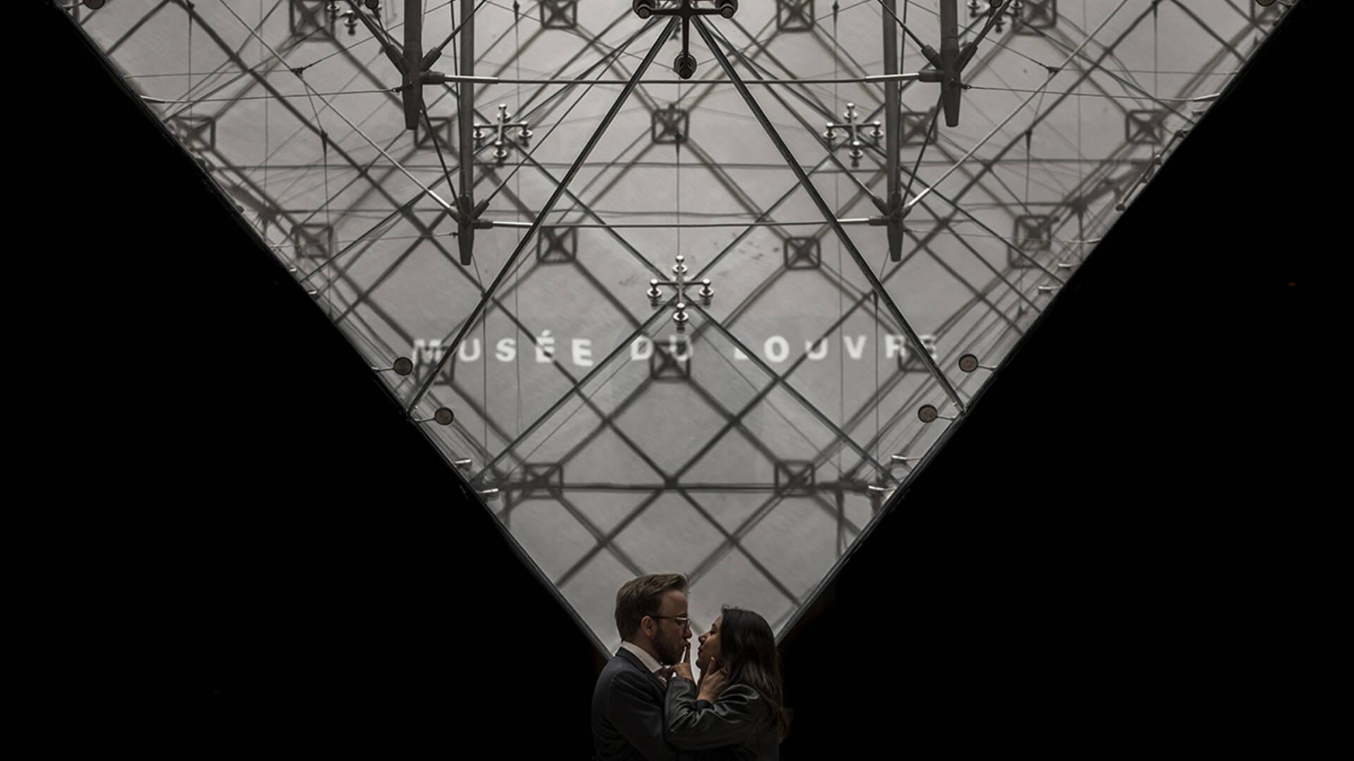 Museu do Louvre de PARIS