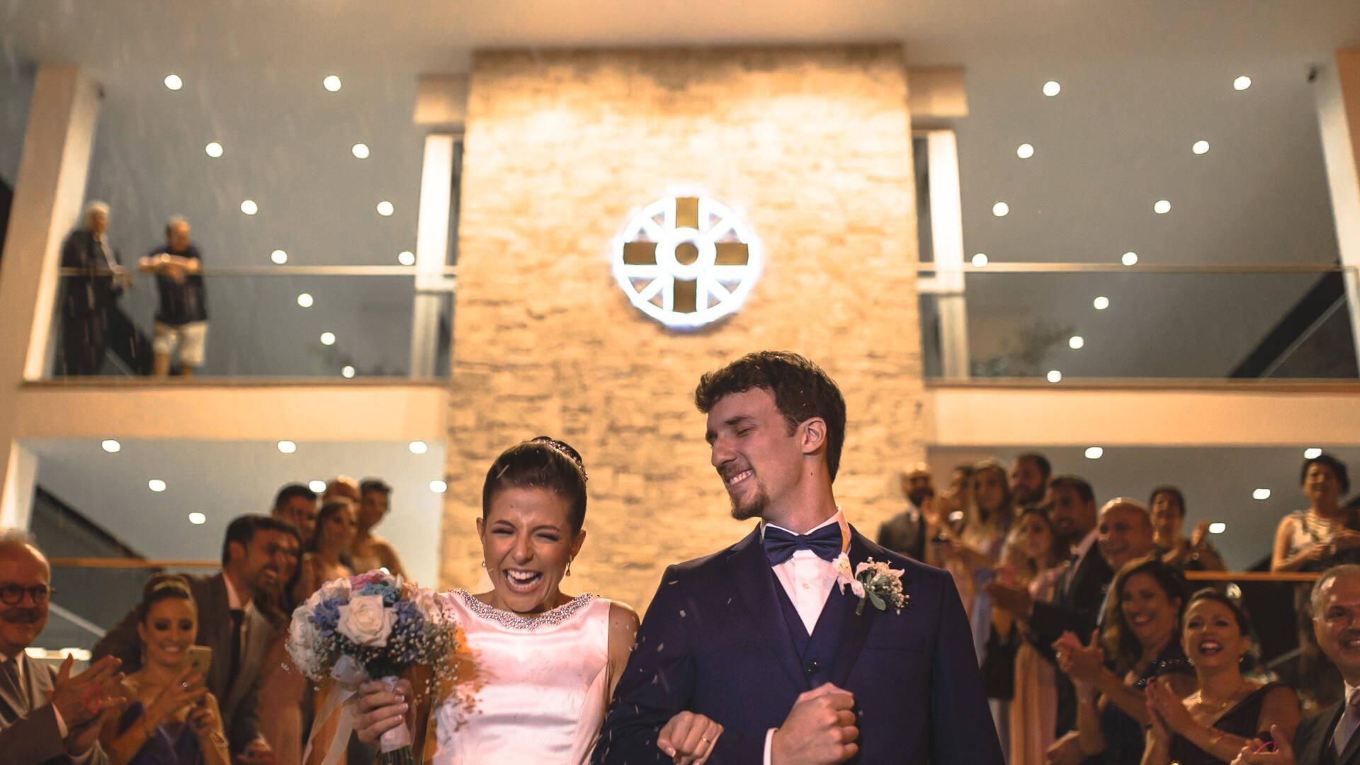 Casamento de Luci & Léo