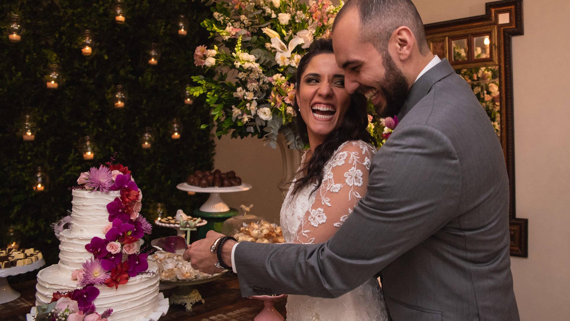 Casamento  de Isa & Luiz