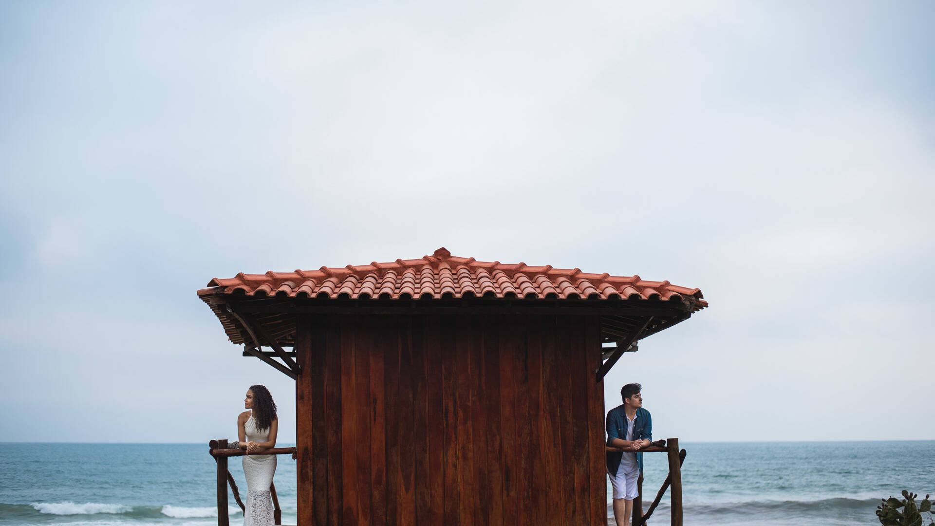 Ensaio Pré Wedding de Milena & Aluízio