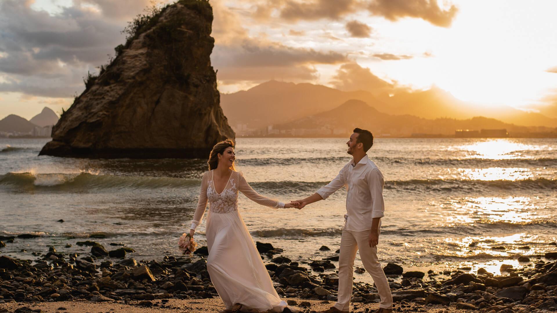 Ensaio Pré Wedding de Carol & Guilherme