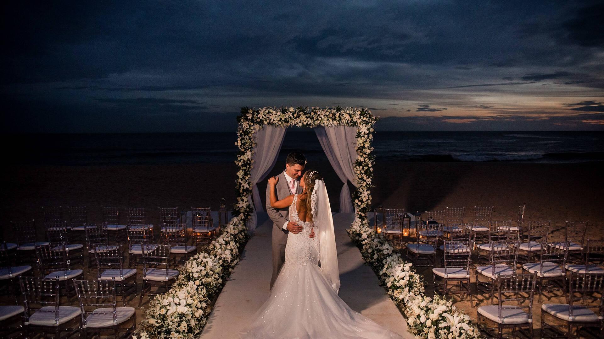 Casamento na Praia de Recreio-RJ