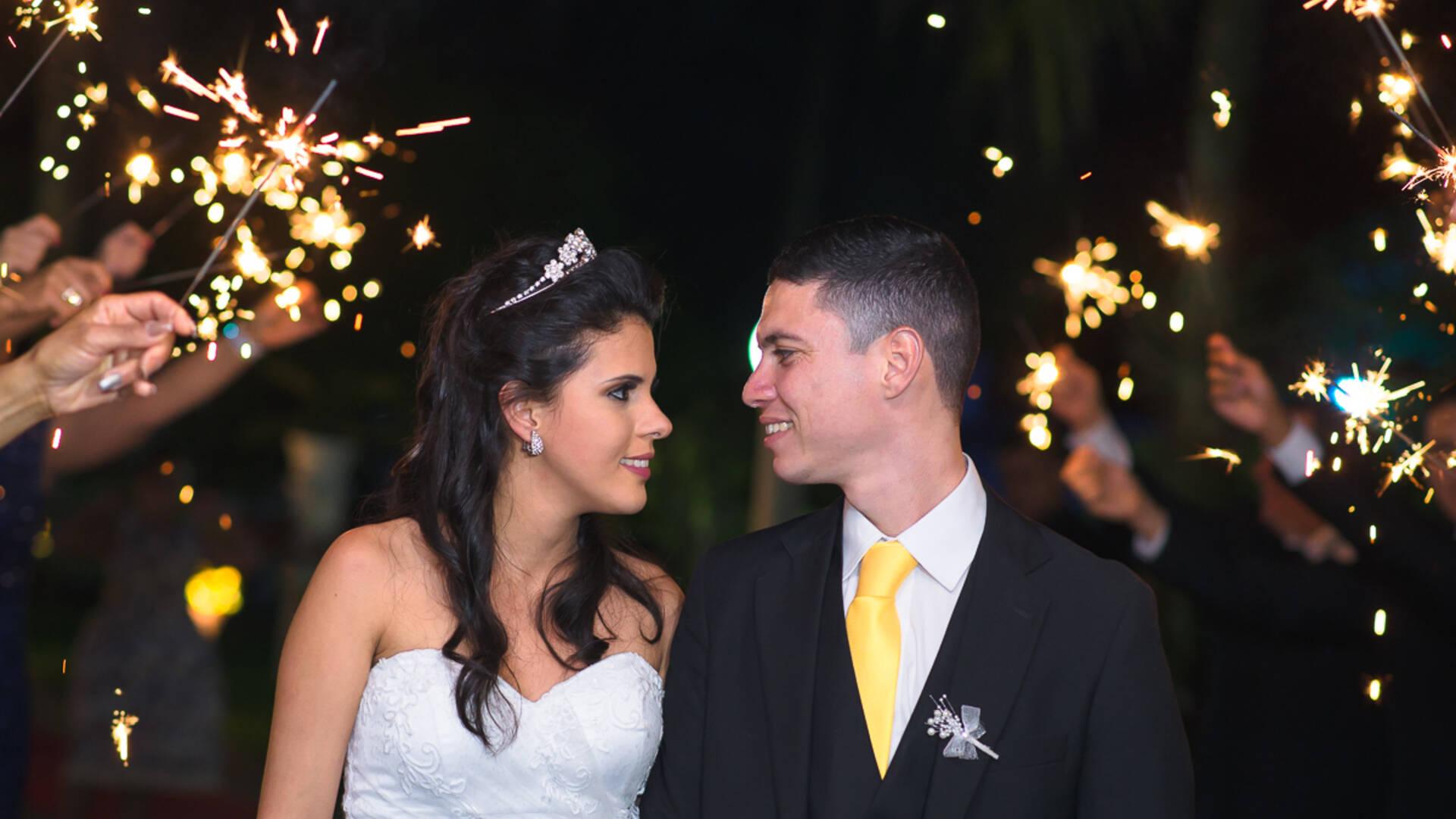 Casamento de Camille & Allan