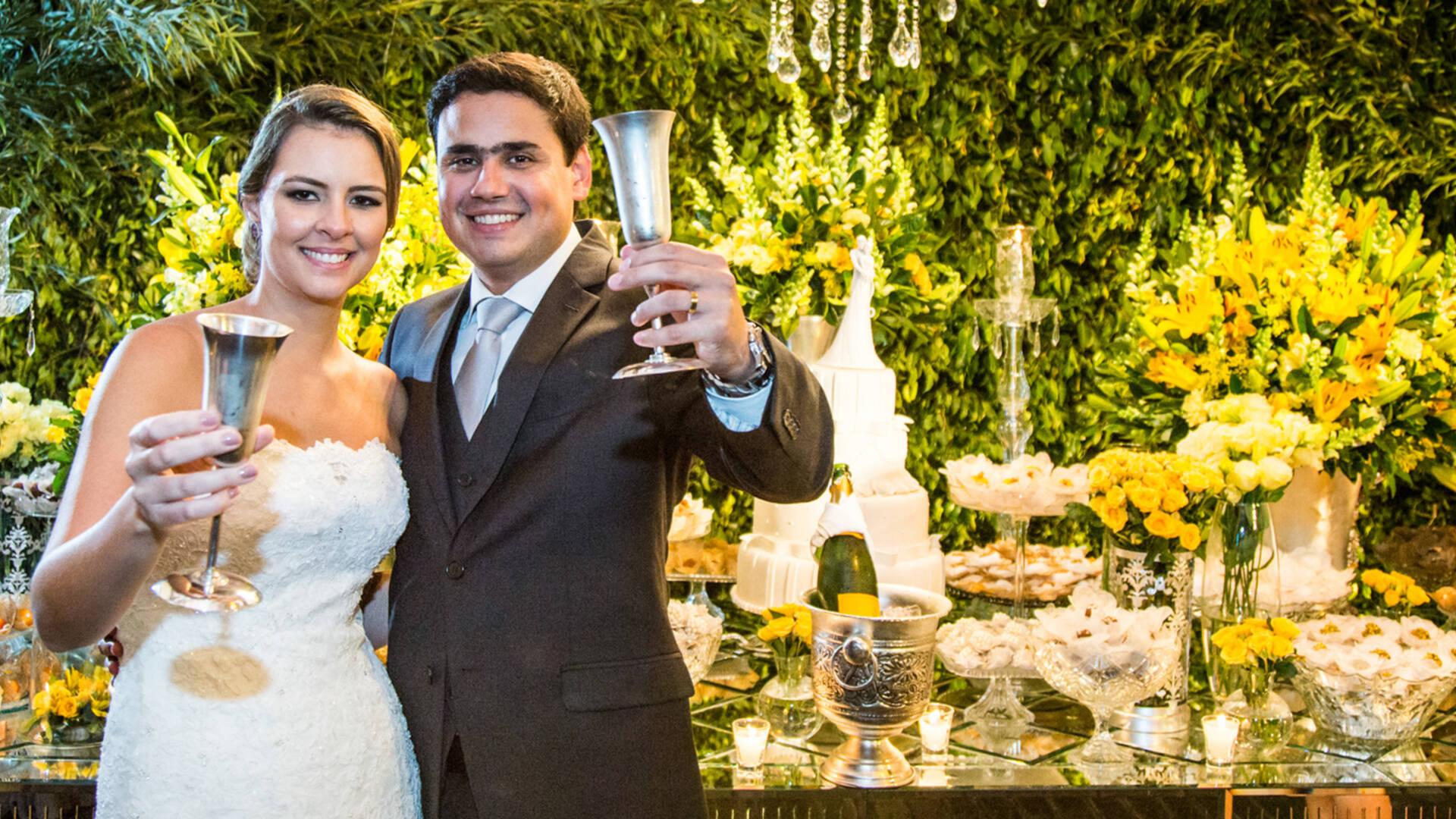 casamento de Marcelo e Moira