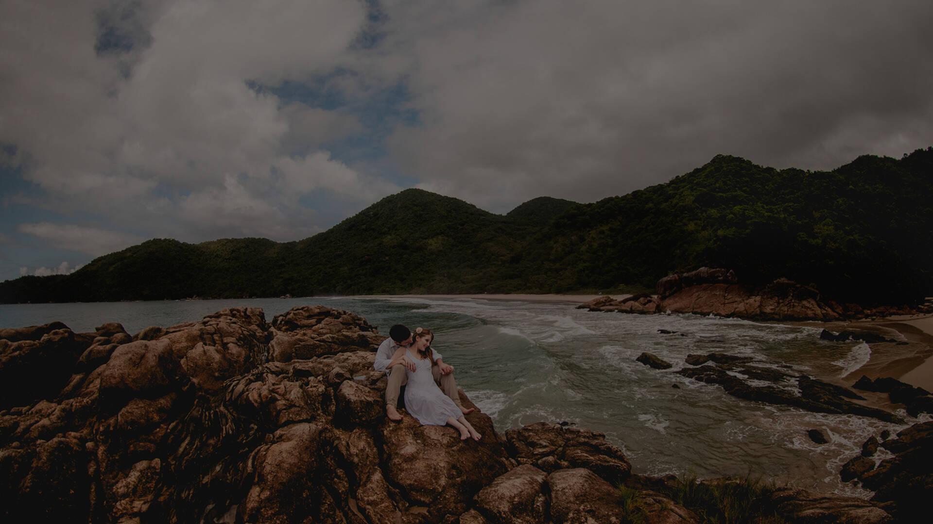 Pré Casamento de Karina + Vinicius