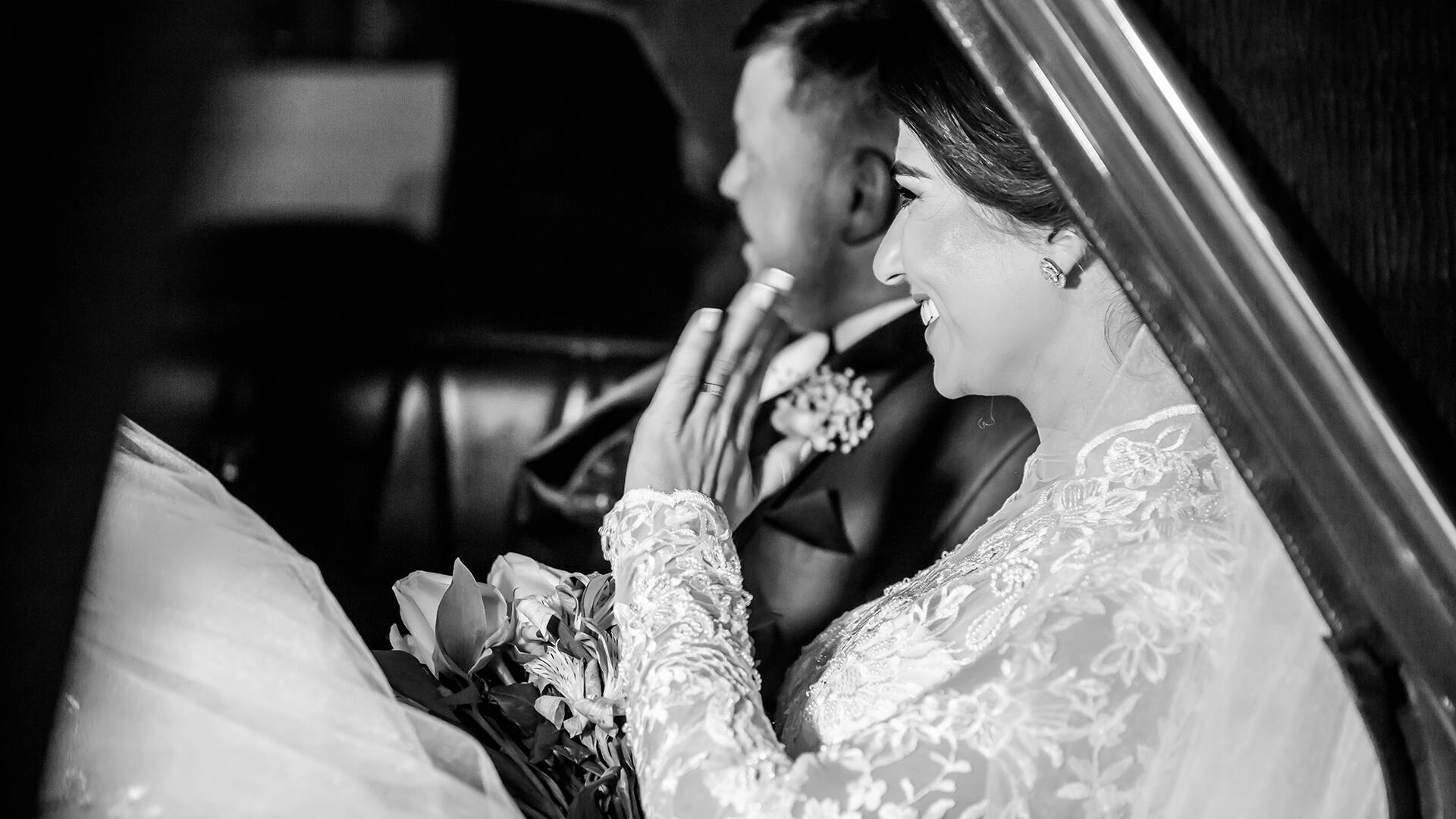 Wedding de Flávia e Edgard
